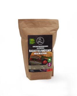 Baguettes/Brötchen Mehlmischung 1000g