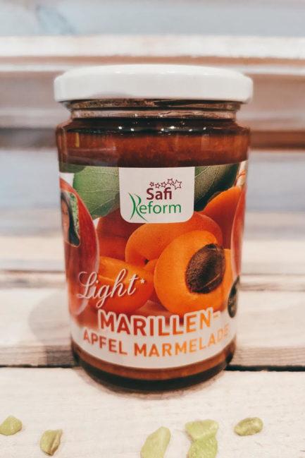 marillen-apfel marmelade