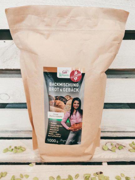 Backmischung Brot & Gebäck