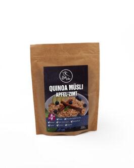 Quinoa Müsli Apfel-Zimt 200g