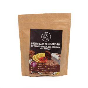 Buchweizen-Kekse