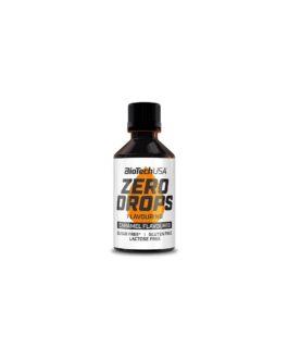Zero Drops Geschmackstropfen 50ml BiotechUSA