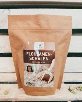 Flohsamen-Schalen 250g