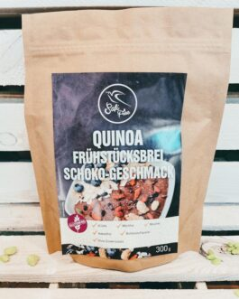 Quinoa Frühstücksbrei Schoko 300g