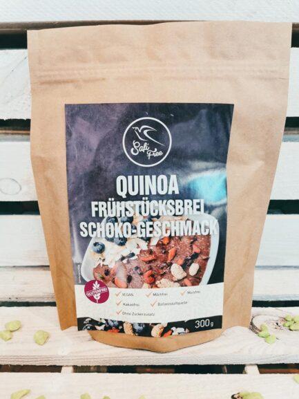 Quinoa Frühstücksbrei Schoko