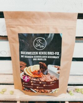 Buchweizen Kekse/Brei Fix 200g