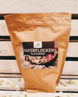 Haferflocken (glutenfrei) 500g