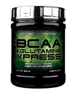 BCAA+Glutamine Xpress 300g