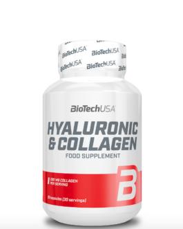 Hyaluronic & Collagen 30 Kapseln