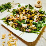 Feta-Rosenkohl Salat