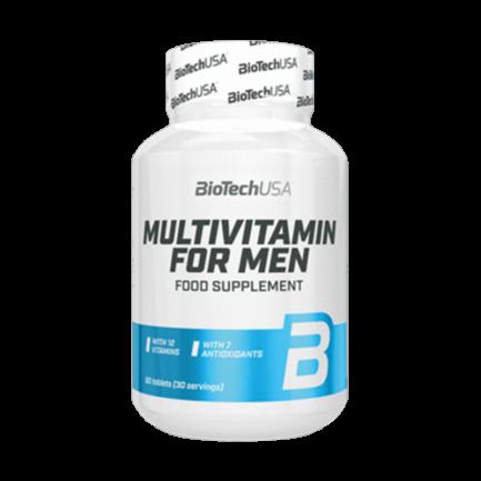 Mulitvitamin for men